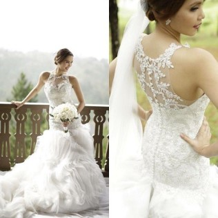 Rtw Rent Or Customized Wedding Gown Our Budget Dream Wedding