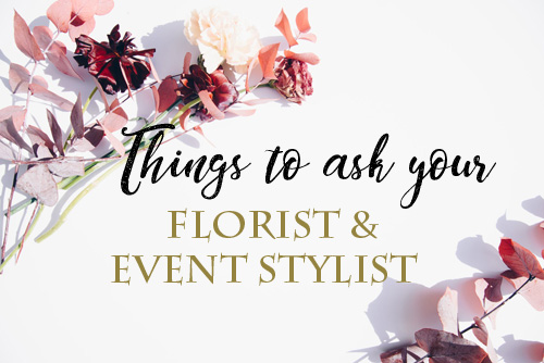 thingstoaskyourFLORIST