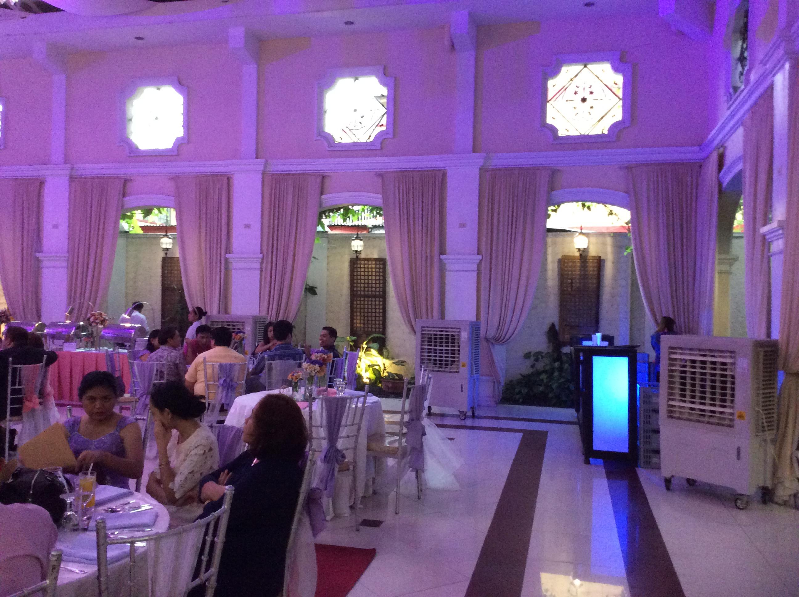 Wedding Supplier Review LA CASTELLANA Venue Budget Dream Wedding In The Philippines