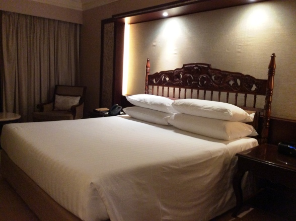 Superior Deluxe Room_Bed