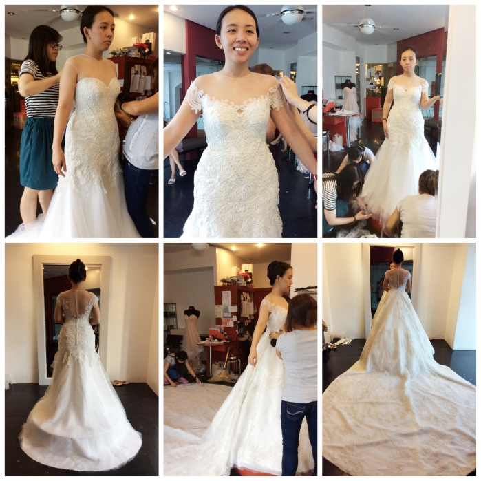 Gown 1st Fitting Nov 21 2016