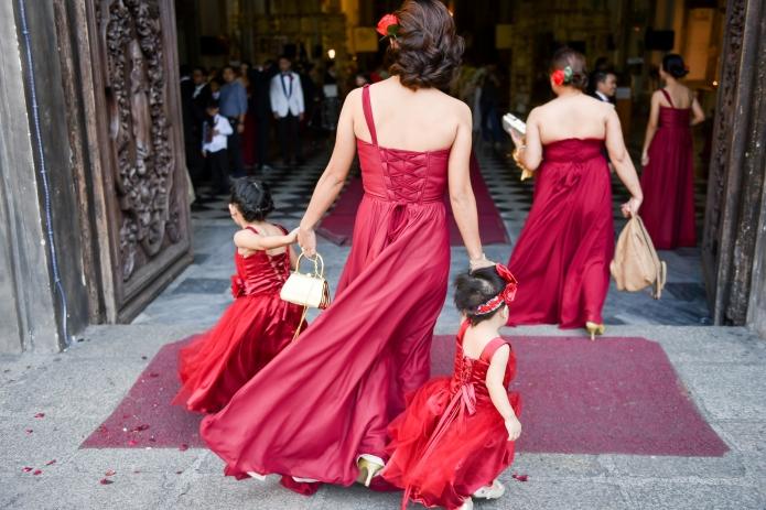 Wedding Supplier Review: ROMMEL ESPERA BRIDAL Entourage and Flower ...