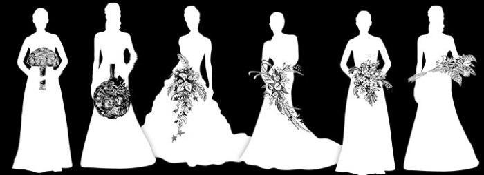Bouquet-Styles