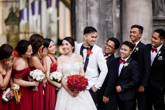 Our Budget Dream Wedding