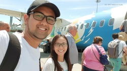 Flying Bangkok Airways for the first time!