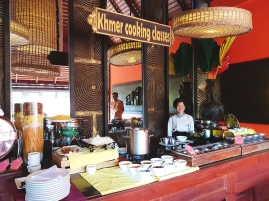Khmer Cooking Classes