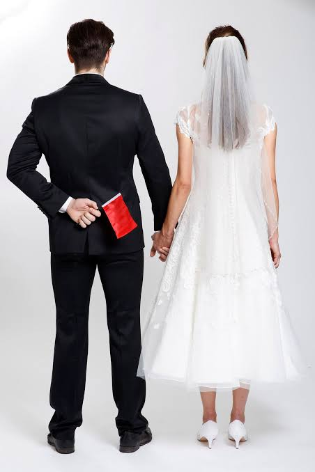 Wedding Supplier Red Flags